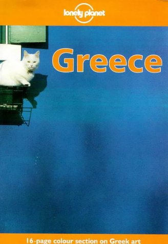9780864425270: Lonely Planet Greece (3rd ed)