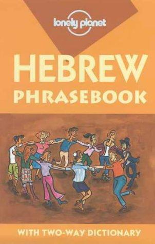 9780864425287: Lonely Planet Hebrew Phrasebook
