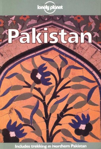 9780864425355: Lonely Planet Pakistan