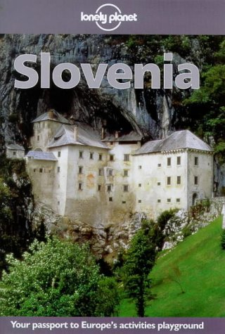 9780864425386: Lonely Planet Slovenia