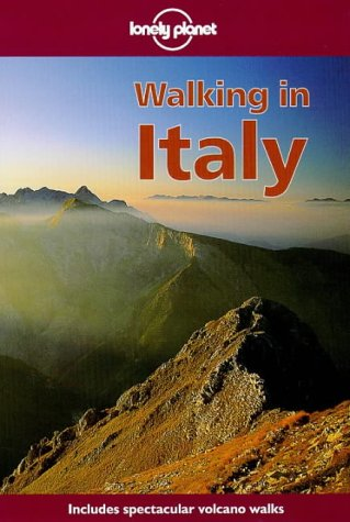 9780864425423: Lonely Planet Walking in Italy (Walking in Italy, 1st ed)