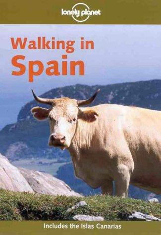9780864425430: Walking in Spain (Walking Guide)