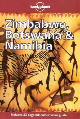 9780864425454: Lonely Planet Zimbabwe, Botswana & Namibia (3rd ed)