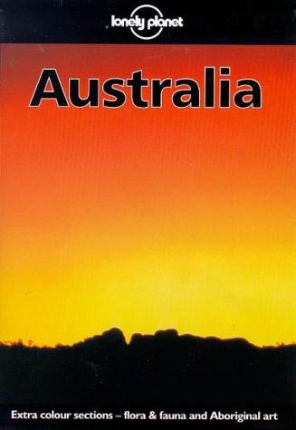 9780864425461: Australia (Travel guide)