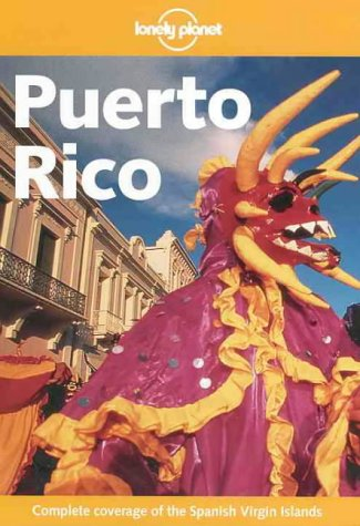 9780864425522: Puerto Rica (Lonely Planet Regional Guides)