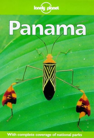 9780864425669: Lonely Planet Panama