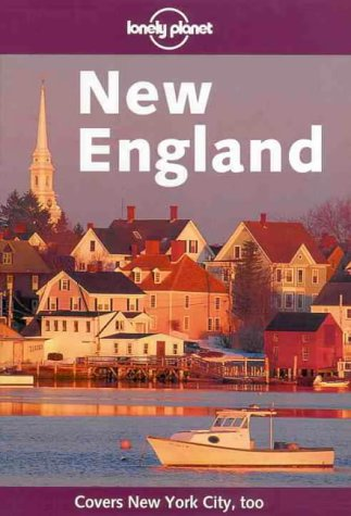 9780864425706: Lonely Planet New England