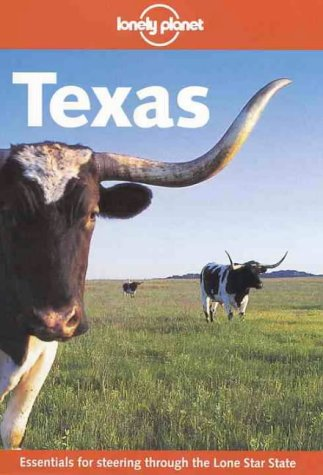9780864425713: Lonely Planet Texas (1st ed)