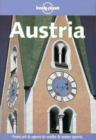 9780864425775: Lonely Planet Austria (Lonely Planet Austria, 2nd ed)
