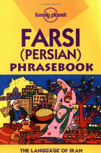 9780864425812: Farsi phrasebook 1 (Lonely Planet Phrasebook)