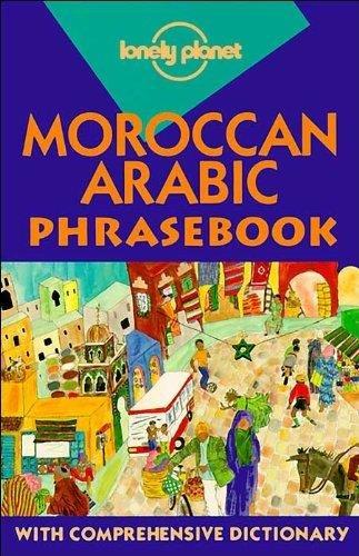 9780864425867: Lonely Planet Moroccan Arabic Phrasebook