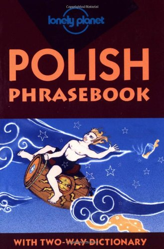 9780864425881: Polish (Lonely Planet Phrasebook)