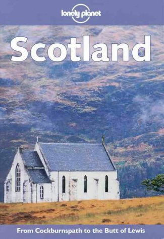 9780864425928: Lonely Planet Scotland (1st ed)