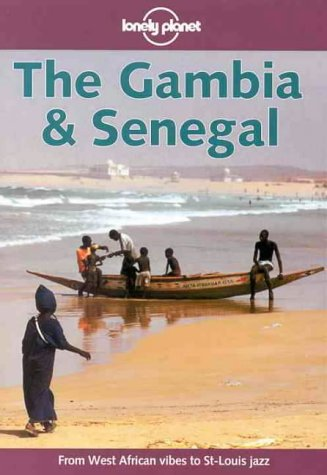 9780864425935: Gambia and Senegal (Lonely Planet Country Guides)