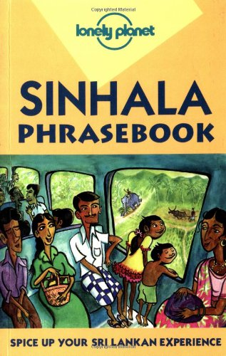 9780864425973: Lonely Planet Sinhala Phrasebook