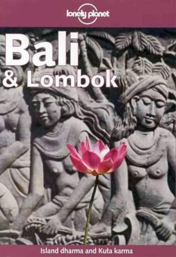 9780864426062: Lonely Planet Bali & Lombok (7th ed)