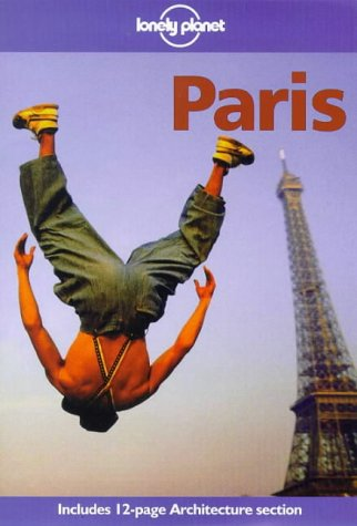 9780864426222: Paris (Lonely Planet City Guides)