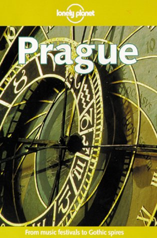 9780864426246: PRAGUE (Lonely Planet City Guides)