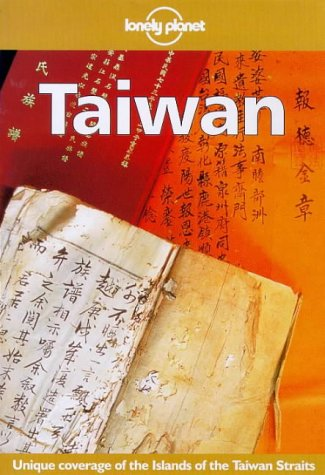 9780864426345: Lonely Planet Taiwan