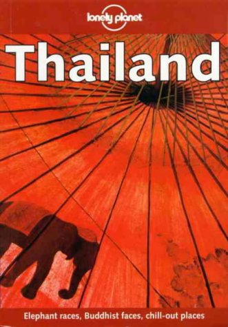 9780864426369: Lonely Planet Thailand (8th ed)