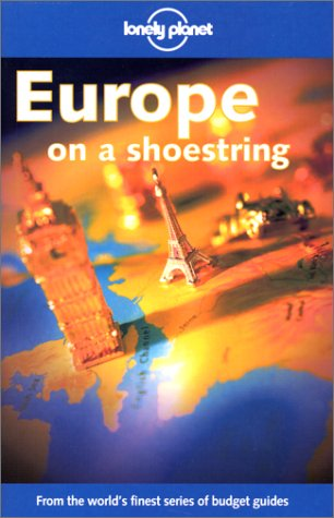 9780864426482: Lonely Planet Europe on a Shoestring