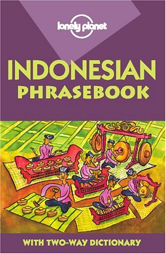 9780864426512: Indonesian phrasebook. 4th edition (Lonely Planet Phrasebook)