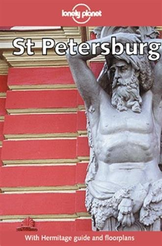 9780864426574: St Petersburg (Lonely Planet City Guides)