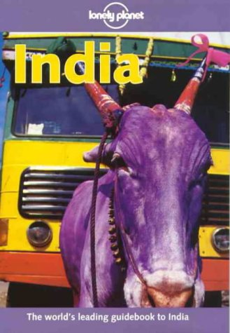 9780864426871: Lonely Planet India (Lonely Planet India, 8th ed)