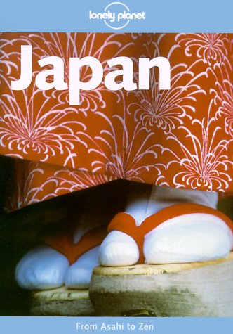 9780864426932: Lonely Planet Japan