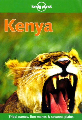 9780864426956: Kenya (Lonely Planet Country Guides)