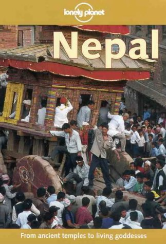Lonely Planet Nepal (4th ed) (0864427042) by Hugh Finlay; Richard Everist; Tony Wheeler