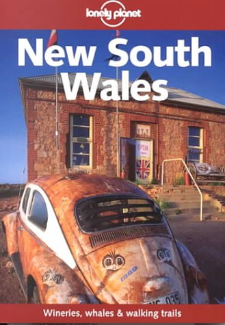 9780864427069: Lonely Planet New South Wales