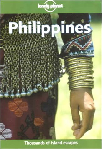 9780864427113: Lonely Planet Philippines (Philippines, 7th ed)