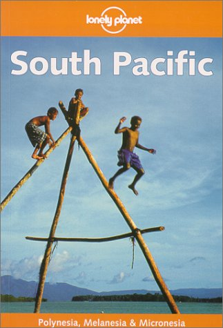 9780864427175: Lonely Planet South Pacific (Travel Survival Kit)