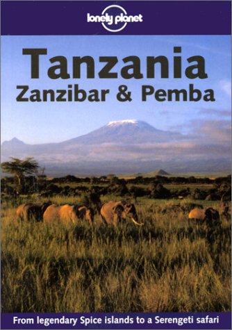 9780864427267: Lonely Planet Tanzania, Zanzibar & Pemba