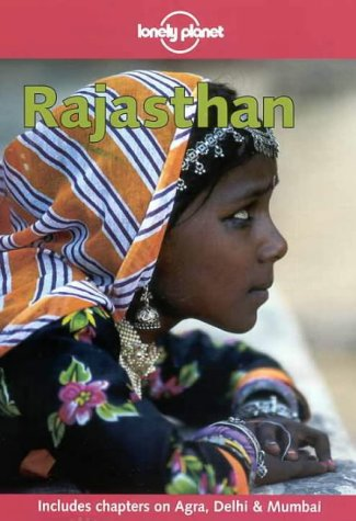 9780864427434: Lonely Planet Rajasthan