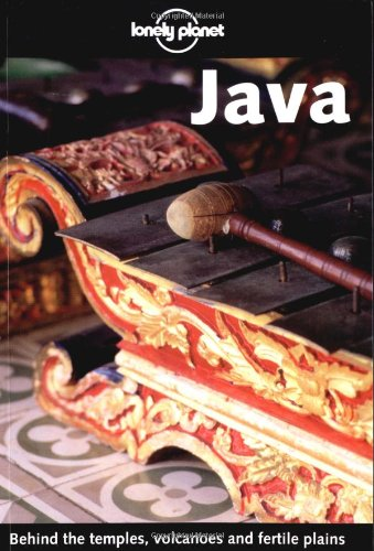 9780864427465: Lonely Planet Java