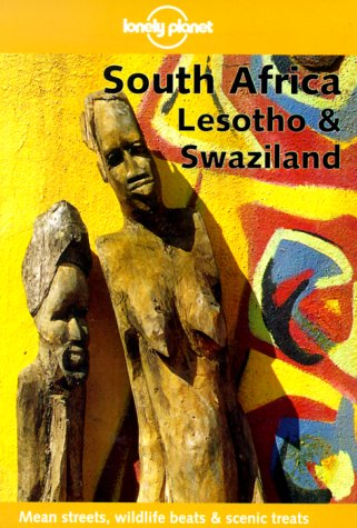 9780864427571: South Africa. Lesotho & Swaziland, 4th edition (Lonely Planet Regional Guides)