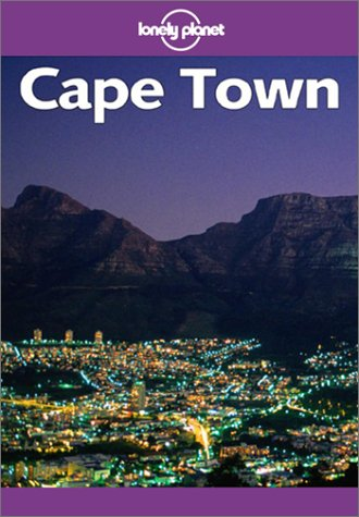 9780864427595: Lonely Planet Cape Town