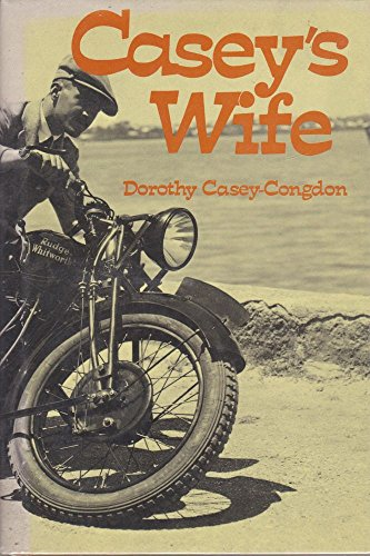Casey's Wife: Casey-Congdon, Dorothy