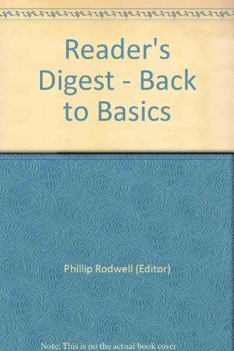 9780864490285: Reader's Digest - Back to Basics
