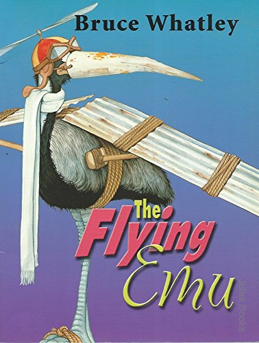 9780864612243: The Flying Emu