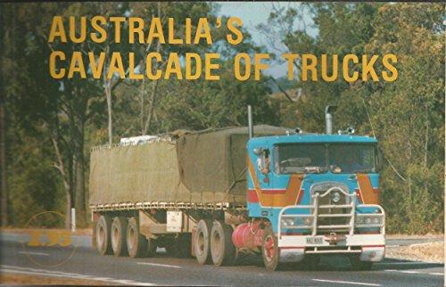 9780864650184: Australia's Cavalcade of Trucks
