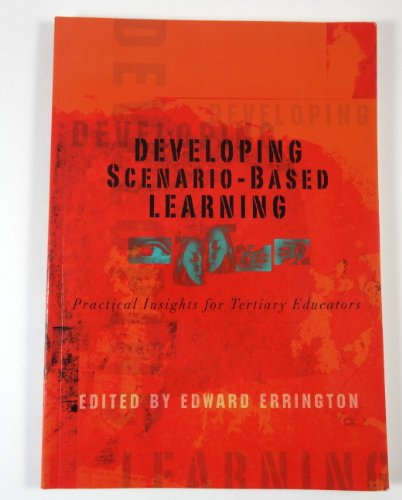 9780864694430: Developing Scenario-Based Learning: Practical Insights for Tertiary Educators