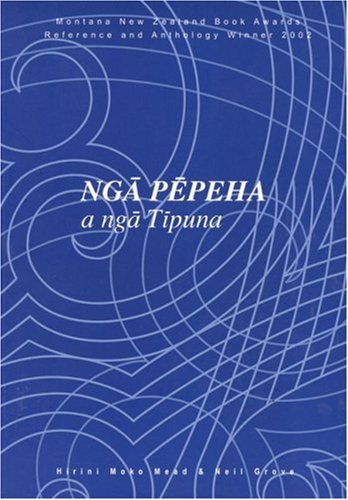 9780864734624: Nga Pepeha a Nga Tipuna: The Sayings of the Ancestors