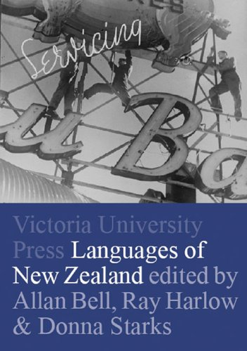 9780864734907: Languages of New Zealand