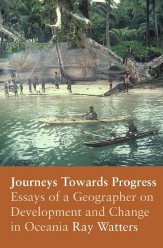 9780864735966: Journeys Towards Progress: Essays of a Geographer on Development and Change in Oceania
