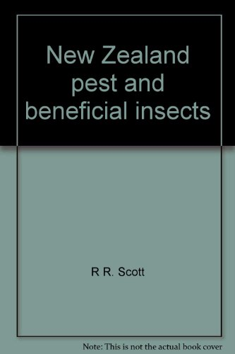 New Zealand pest and beneficial Insects