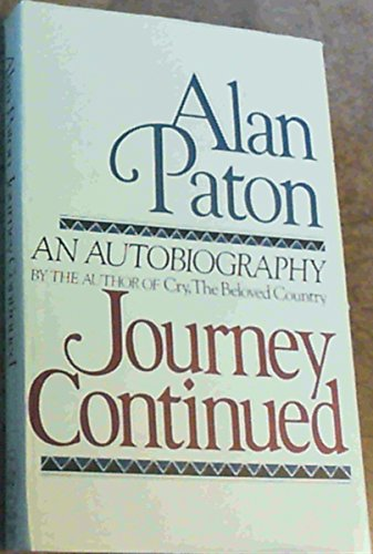 9780864860996: Journey Continued: an Autobiography