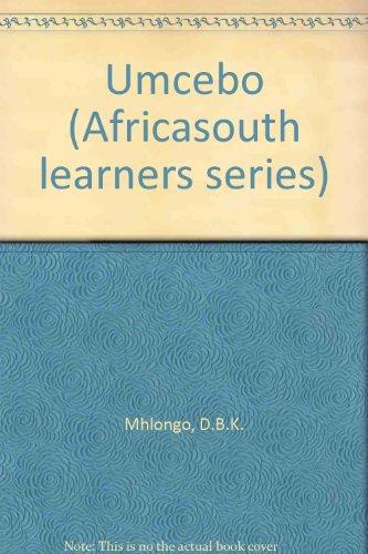 9780864861368: Umcebo (Zulu Edition)